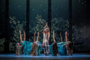Malá mořská víla - Miho Ogomoto a soubor Baletu ND